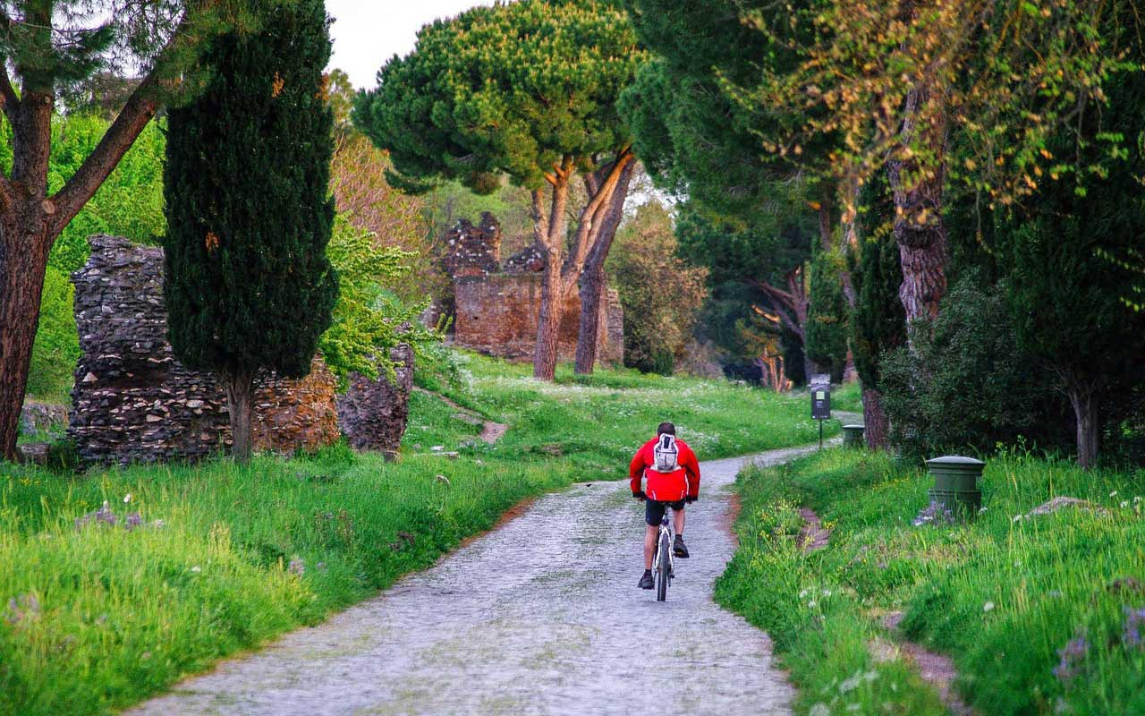 Cheap Rome Attractions: Appia Antica Regional Park
