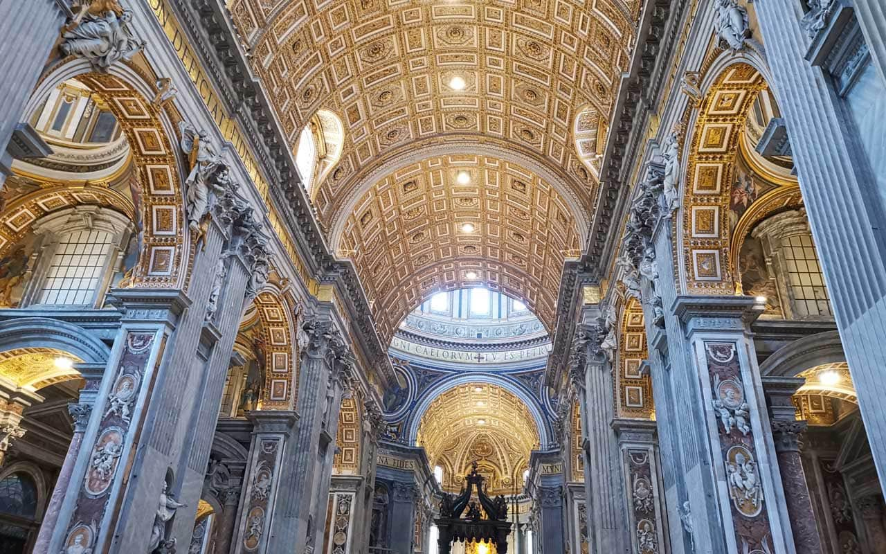 Inside the Vatican is Free on the last Sunday