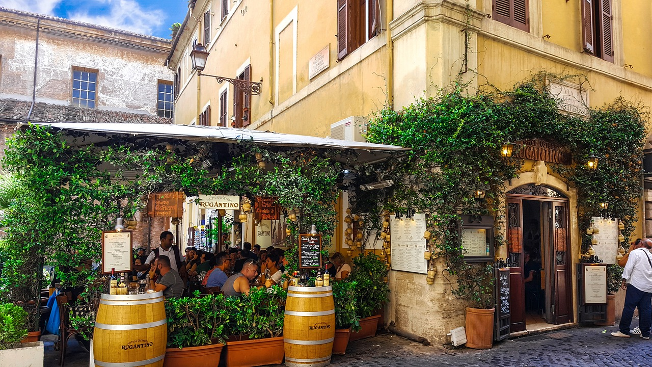 Things to do in Rome for Free Trastevere