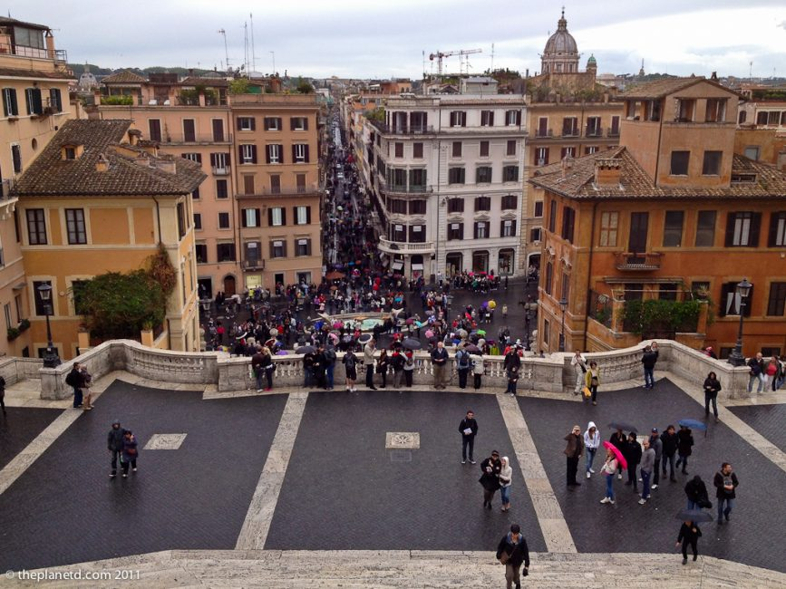 Spanish Steps of Rome