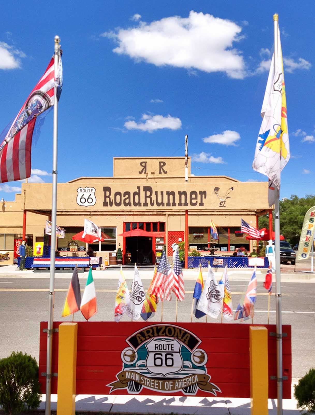 road runner cafe route 66