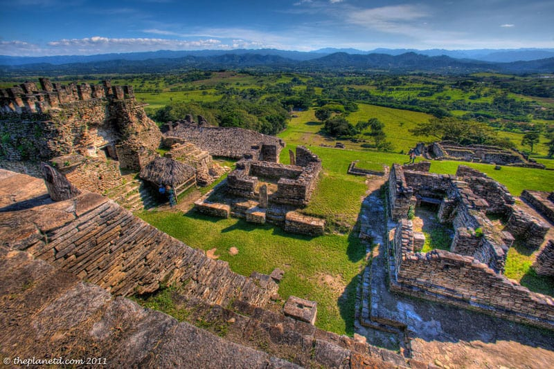 mexican ruins tonina chiapas