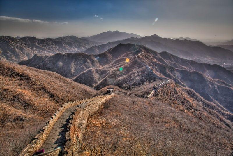 ancient ruins of the world china