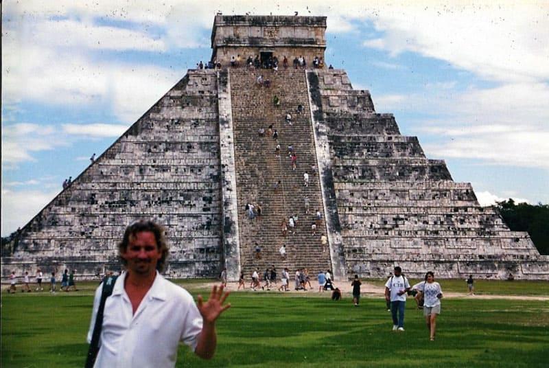 mexico ruins
