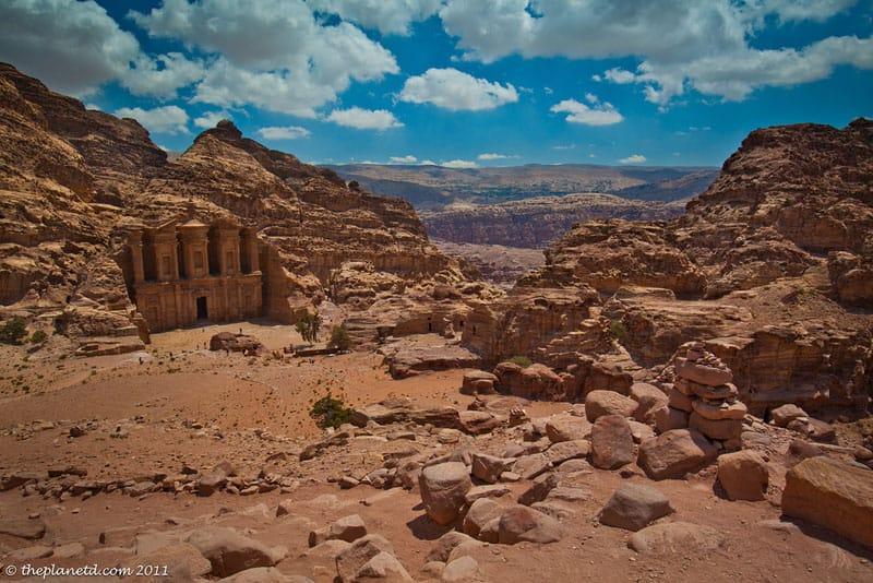 ancient ruins of the world petra jordan