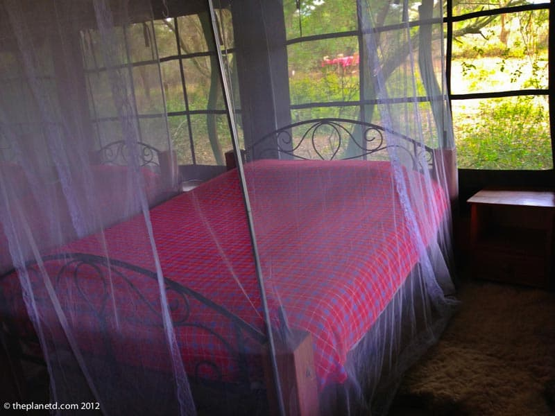 accommodation after masai village visit