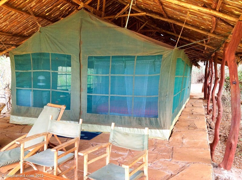 masai village tented camp