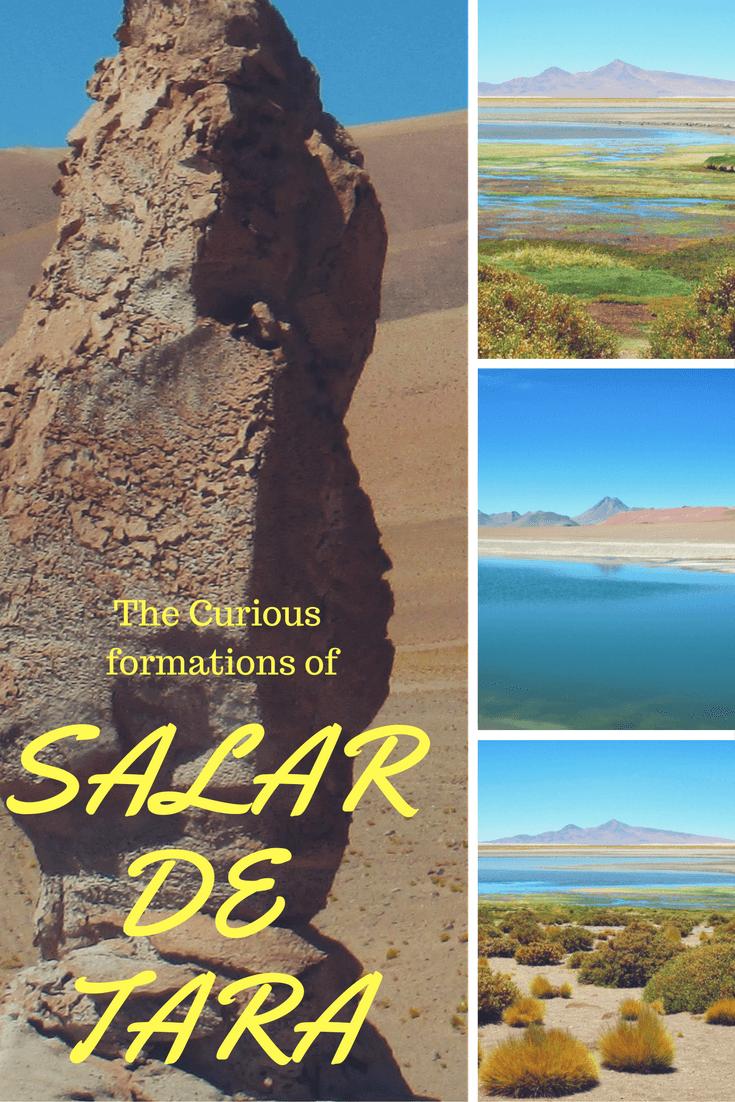 Salar de Tara Boliia and Chile