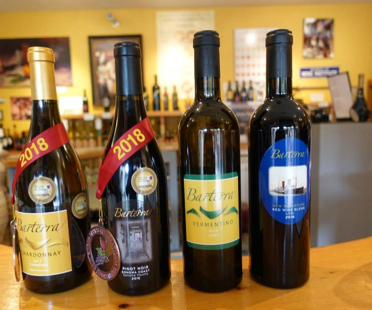 california award winning wines