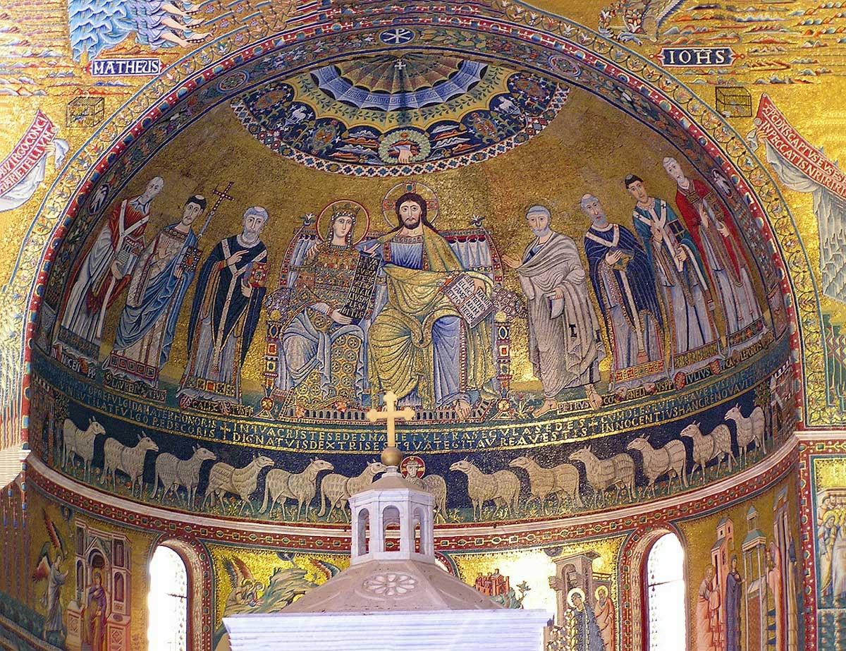 Santa Maria in Trastevere Rome
