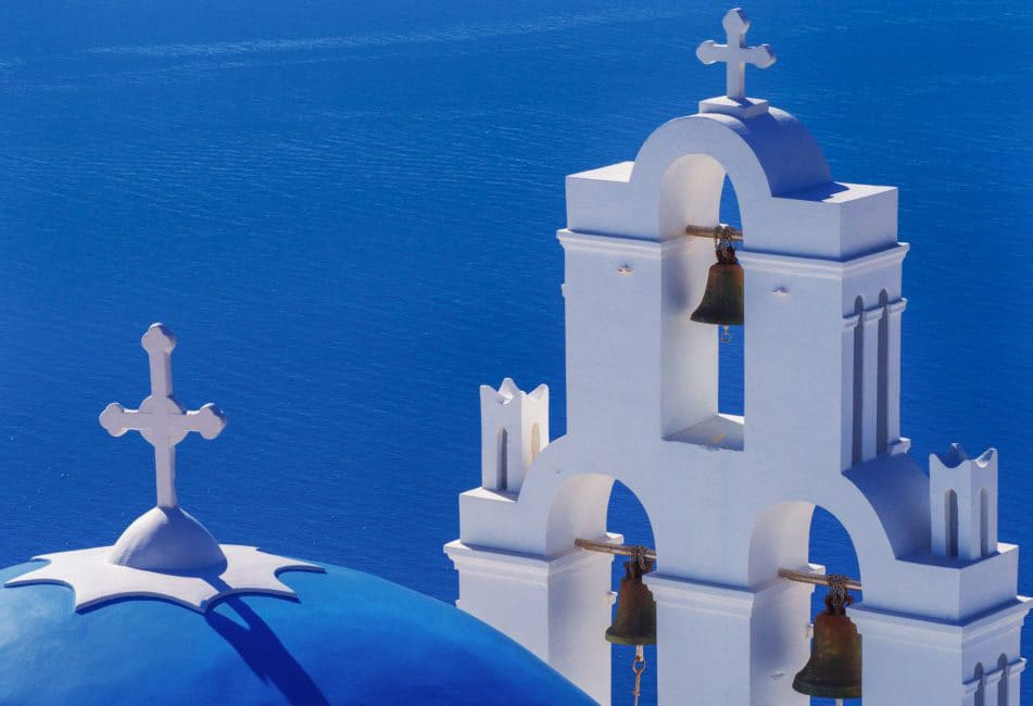 A Photography guide to Santorini - Getting that postcard shot