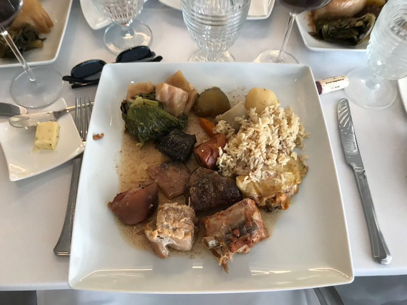 food of the azores
