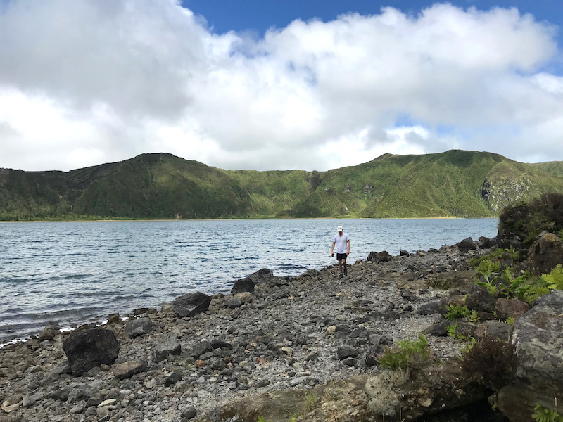 what to do in sao miguel the azores lagoa do fogo