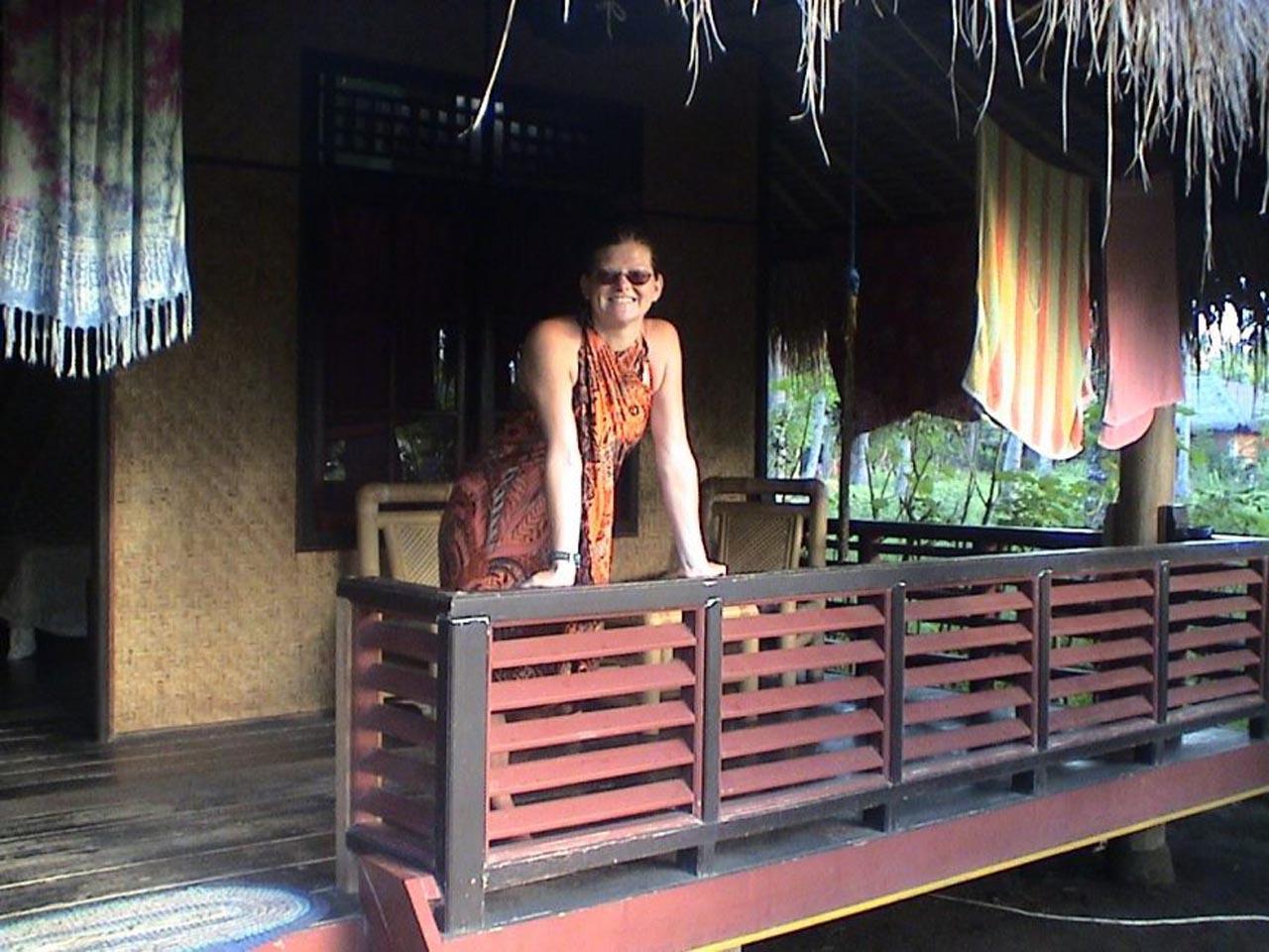 sarong top