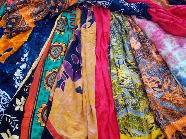 Uses of a sarong