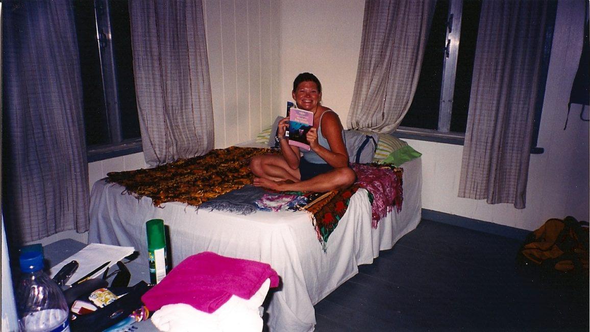 Use Sarongs as sheets