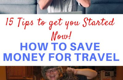 save money for travel pin