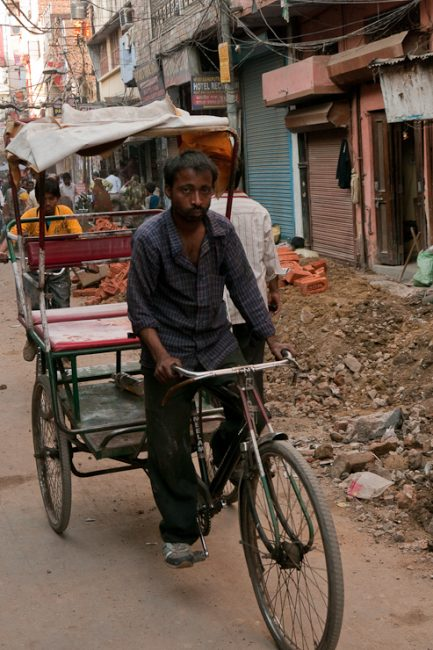 Scams in India, overly cheap rickshaws