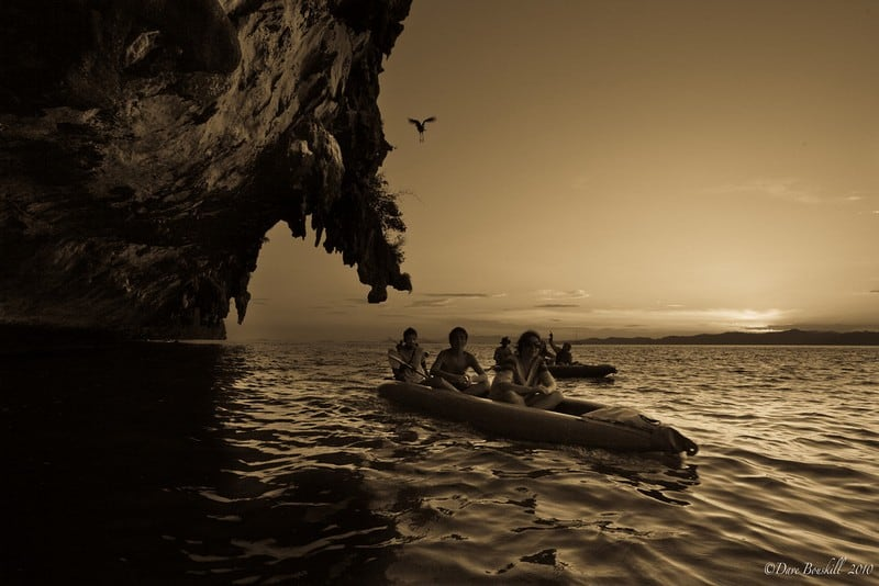 Sea Caves, Canoes and Culture in the Isles of Thailand