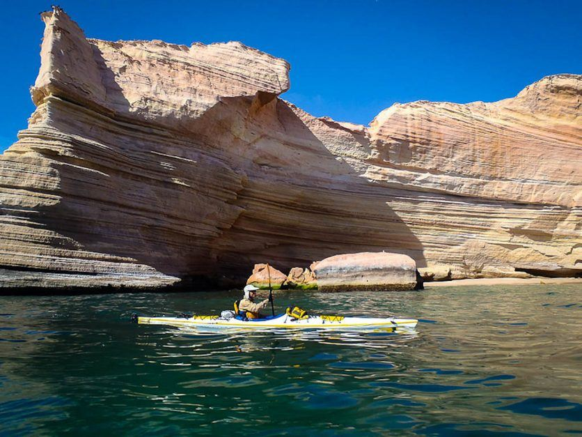 things to do in la paz   baja mexico kayaking