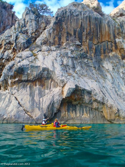 Off the Beaten Path Kayaking in Croatia
