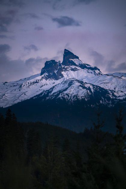Garibaldi Provincial Park vancouver to Whistler