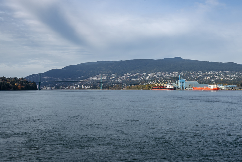 North Vancouver and Howe Sound