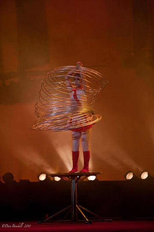 acrobats show of shanghai