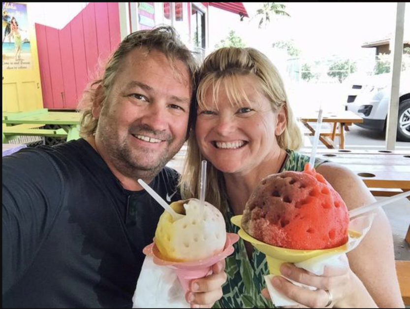 have shave ice on maui