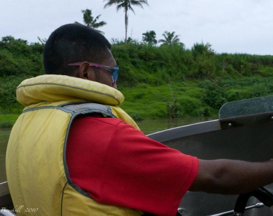 Sigatoka Jet Boat Safari