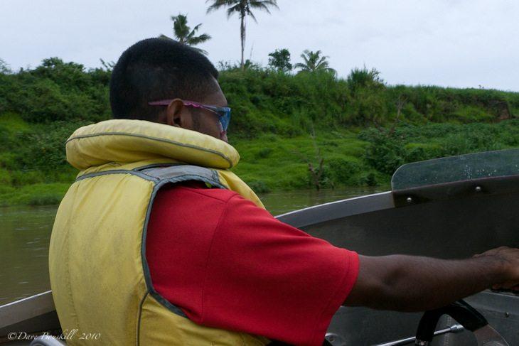 sigatoka jet boat safari fiji