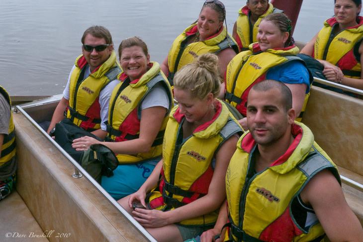 sigatoka jet boat safari group