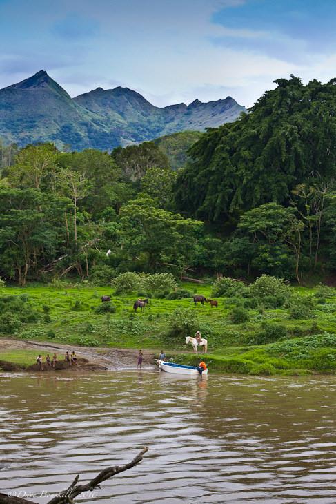 sigatoka jet boat safari river