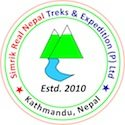 trekking in nepal logo