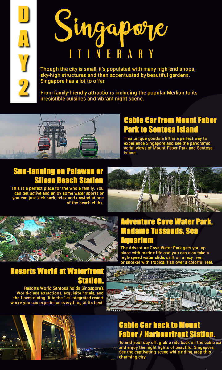 singapore travel tips day 2 itinerary