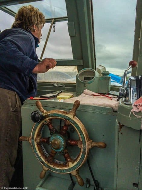 captain of our boat to skellig michael