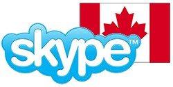 skype in canada
