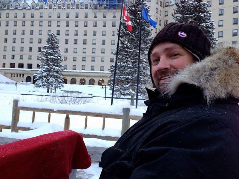 sleigh ride winter things to do alberta