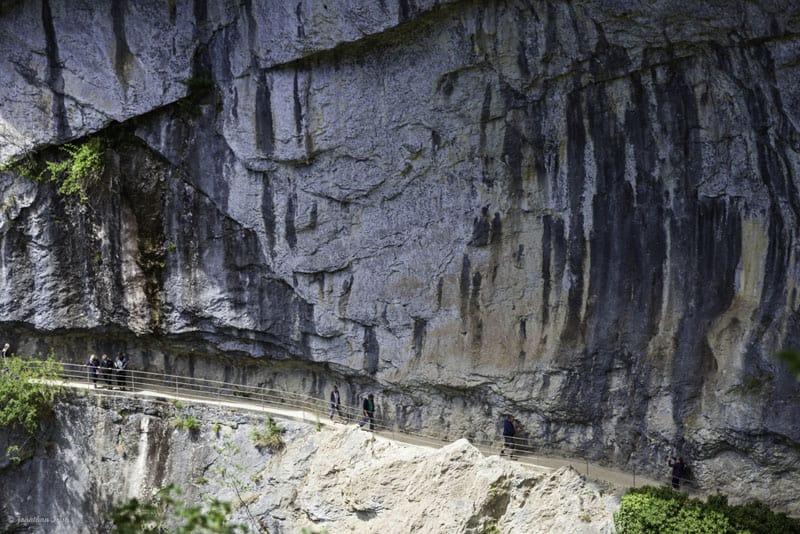hike skojcan cave | slovenia in pictures