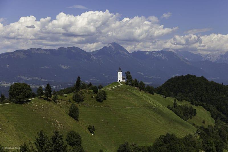photos of slovenia | hillside