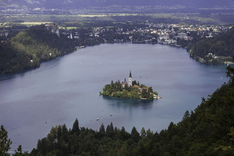lake bled slovenia photos