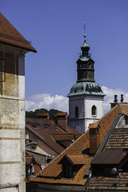 rooftop pictures of slovenia