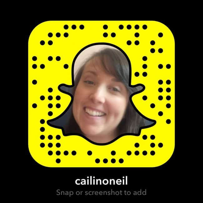 snapchat-cailin-oneil