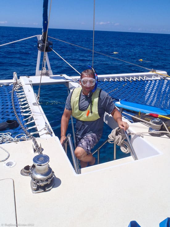 lanai snorkel trips dave
