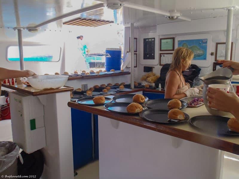 lanai snorkel trips rolls