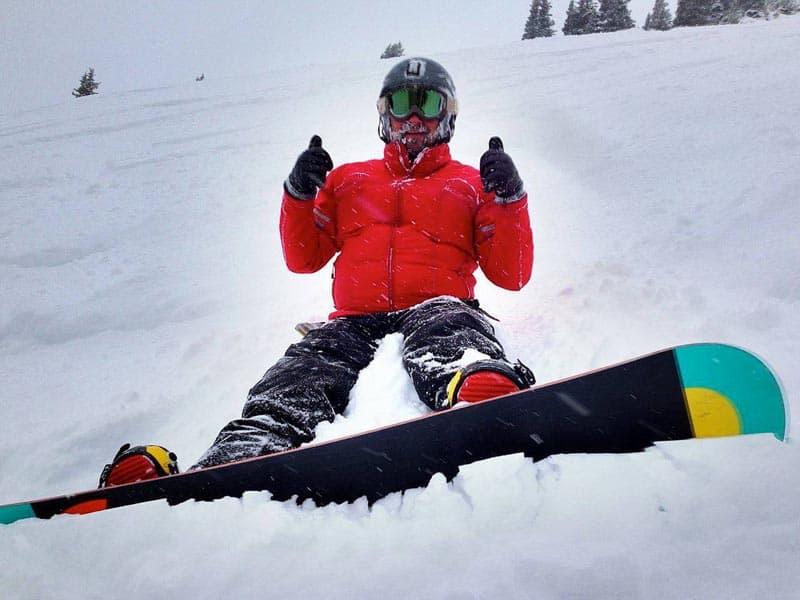 snowboarding alberta