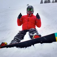 snowboarding lake louise winter activities