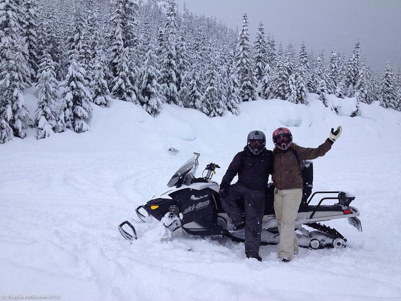 Snowmobile Whistler – A Thrill Ride Into the Backcountry