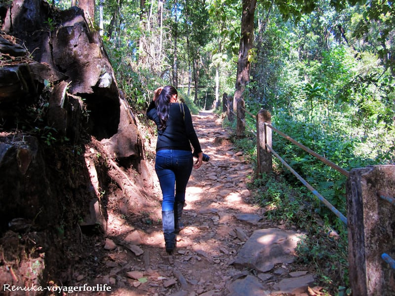 solo travel india hike