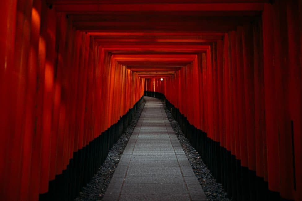Solo Traveller Confessions – Amusement and Self Discovery in Kyoto